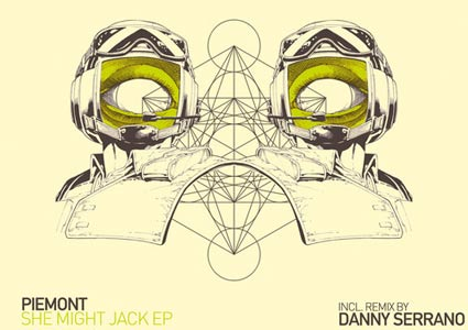 She Might Jack EP - Piemont