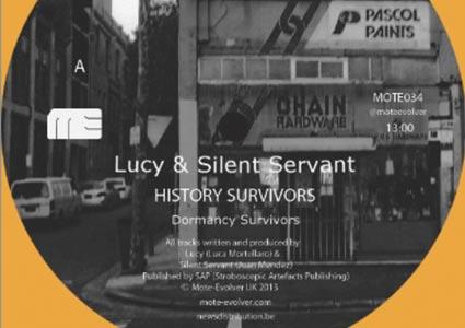 History Survivors EP - Silent Servant & Lucy