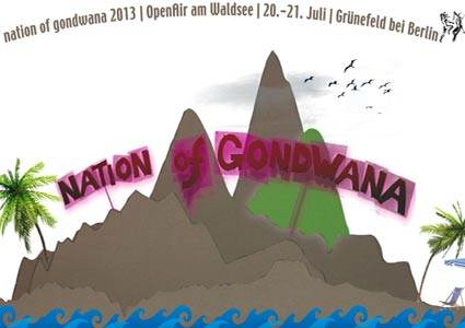 Nation of Gondwana 2013