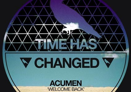Welcome Back - Acumen