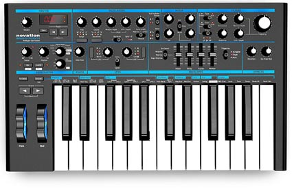 Novation Bass Station II