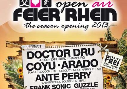 Feier Rhein 2013