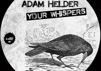 Your Whispers EP - Adam Helder