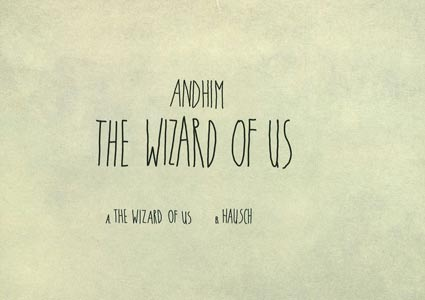 The Wizard Of Us EP - andhim