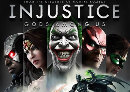 Injustice – Gods Among Us