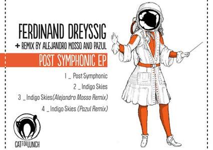 Post Symphonic EP - Ferdinand Dreyssig