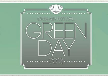 Green Day Open Air 2013