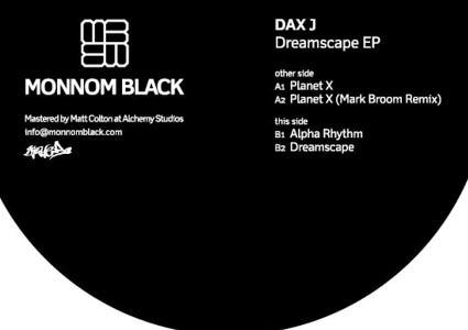 Dreamscape EP - Dax J