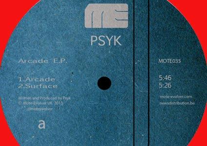 Arcade EP - Psyk
