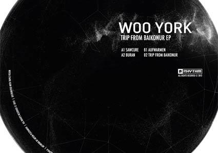 Trip From Baikonur EP - Woo York