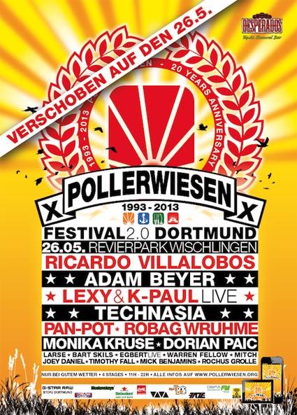 PollerWiesen Festival 2.0 Dortmund