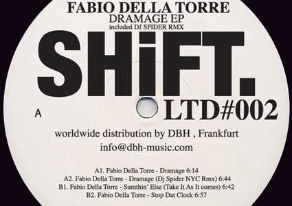 Dramage EP - Fabio Della Torre