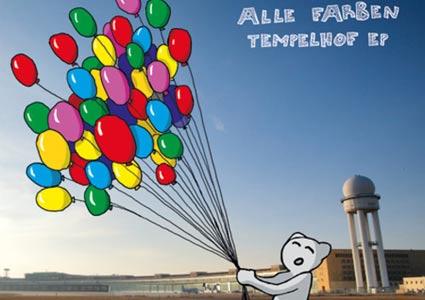 Tempelhof EP - Alle Farben
