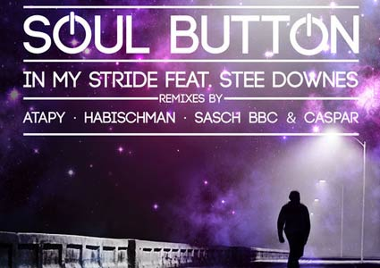 In My Stride feat. Stee Downes - Soul Button
