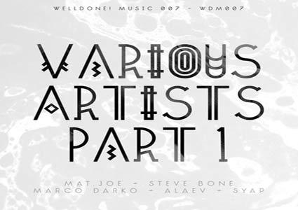 Various Artists - Part 1 - WellDone! Music
