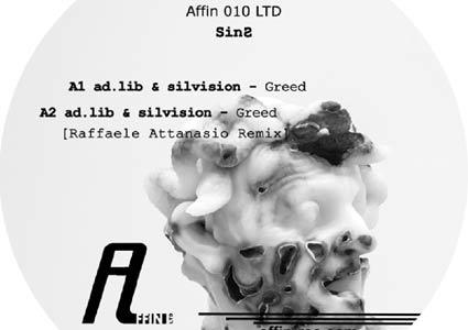 Sins EP - ad.lib & silvision