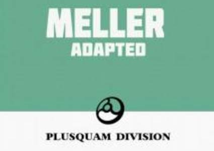 Adapted EP - Meller