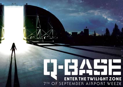 Q-BASE 2013 – Enter The Twilight Zone