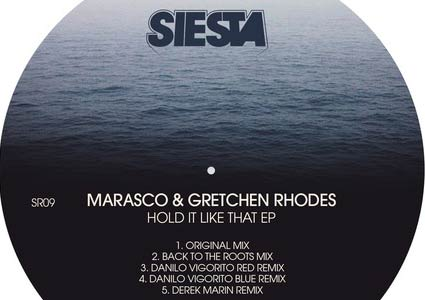 Hold it Like That EP - Marasco & Gretchen Rhodes