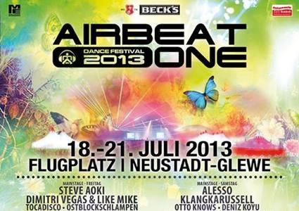 Airbeat One 2013