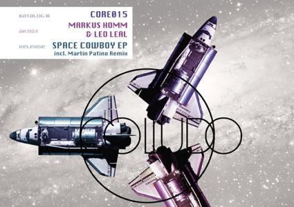 Space Cowboy EP - Markus Homm & Leo Leal