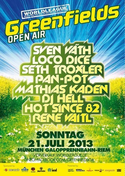 Greenfields Openair 2013 // München