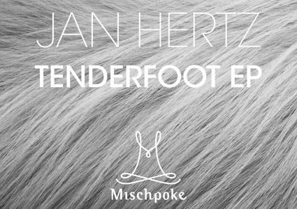 Tenderfoot EP - Jan Hertz