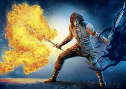 Prince of Persia - The Shadow and the Flame
