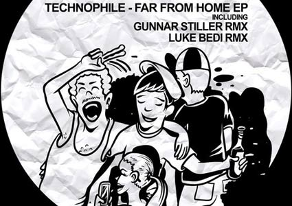 Far From Home EP - Technophile