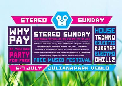 Stereo Sunday Festival 2013