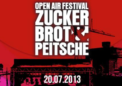 Zuckerbrot&Peitsche Openair 2013