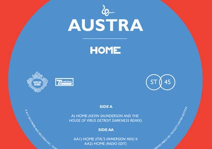 Home Remixes - Austra