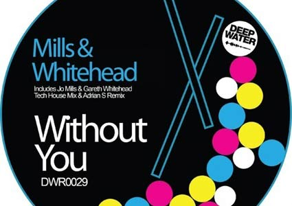 Without You EP - Mills & Whitehead