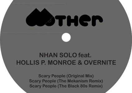 Scary People EP - Nhan Solo