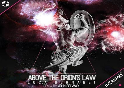 Above The Orion's Law - Luca Bernabei