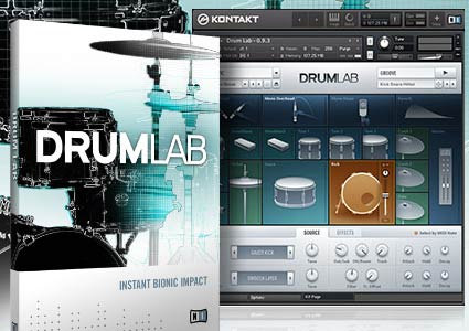 Native Instruments: Drumlab
