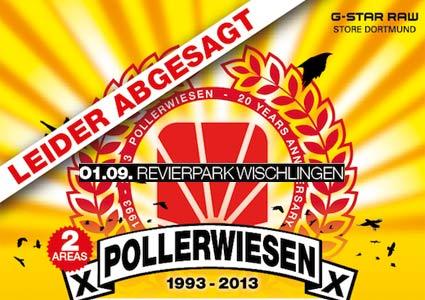 PollerWiesen Closing 2013 absage