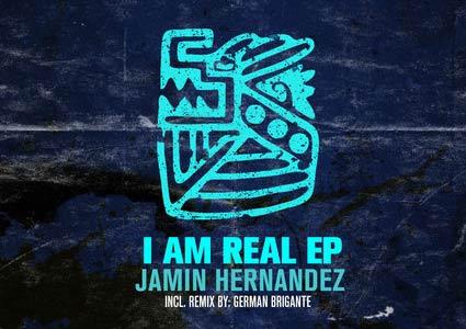 I am Real EP - Jamin Hernandez