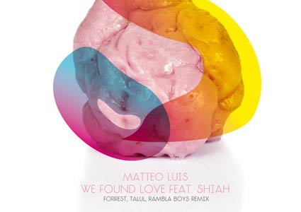 We Found Love EP - Matteo Luis