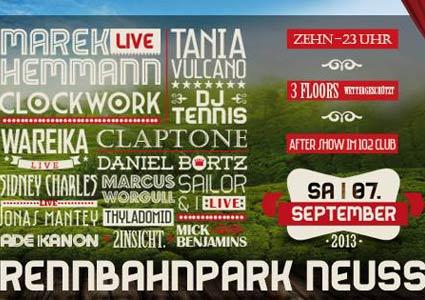 Hell & Dunkel Open Air 2013
