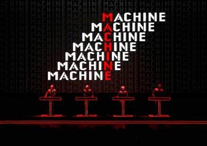 Kraftwerk - Bild by Peter Boettcher