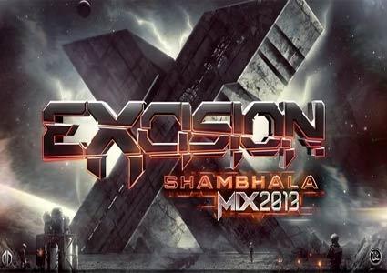 Shambhala 2013 by Excision