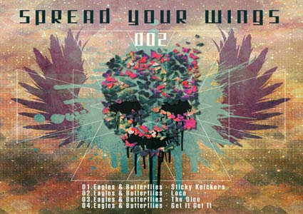 Spread Your Wings 002 - Eagles & Butterflies