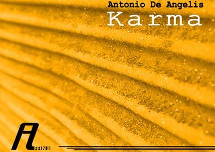 Karma EP - Antonio De Angelis
