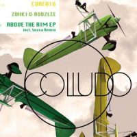 Above the Rim EP - Zohki & Roozlee