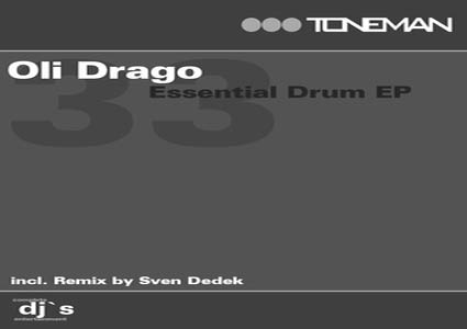 Essential Drum EP - Oli Drago