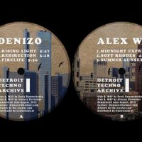Detroit Techno Archive l - Denizo & Alex W