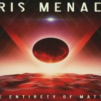 The Entirety Of Matter - Kris Menace