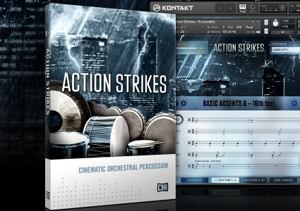 Native Instrument: Action Strikes