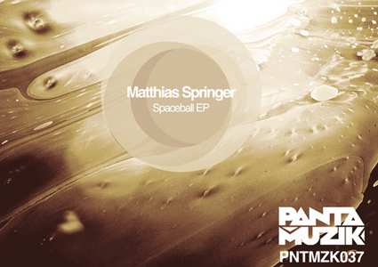 Spaceball EP - Matthias Springer
